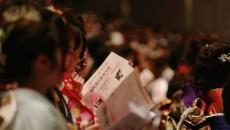 日本一泣ける成人式岩手県奥州市