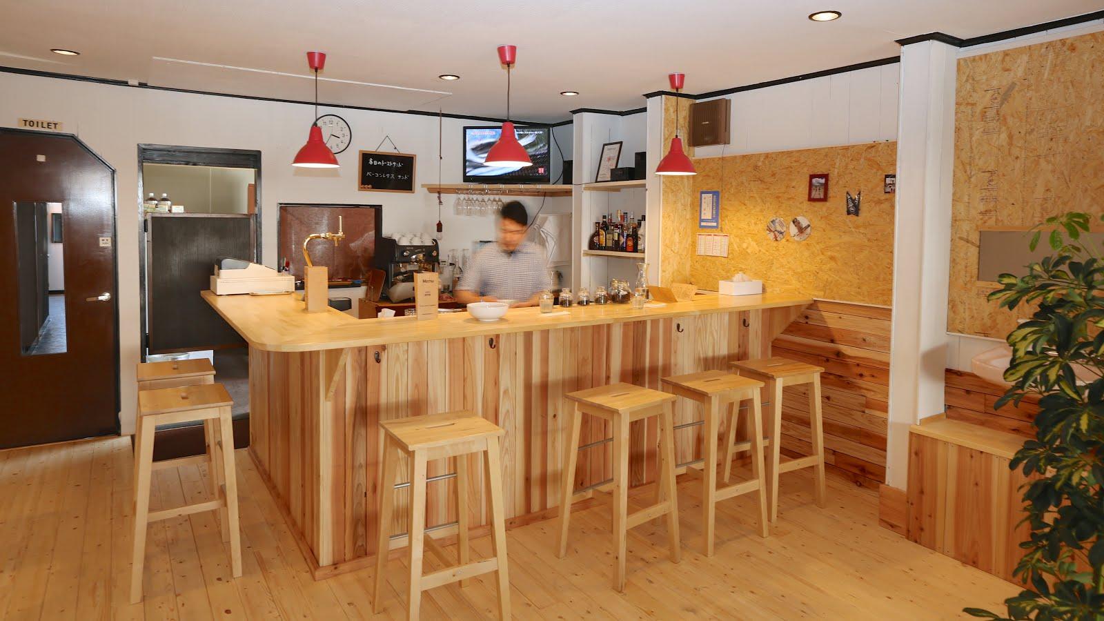 cafe地球屋