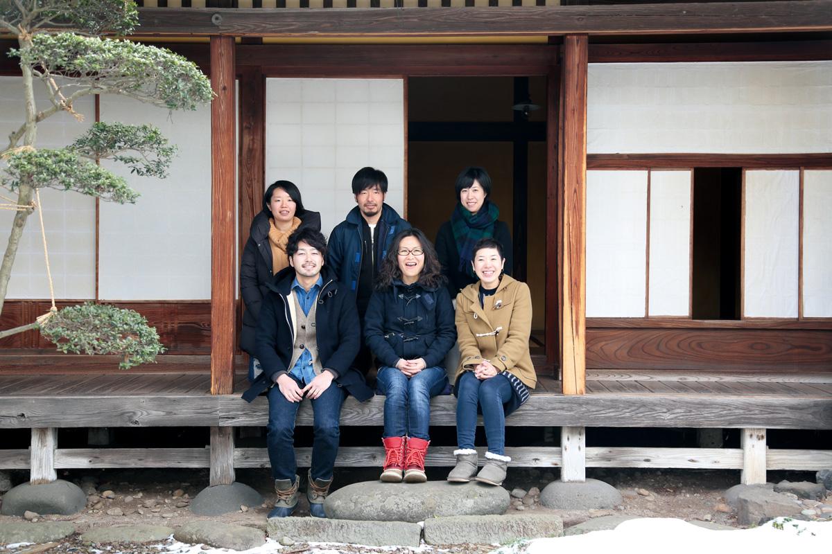 今回お話しいただいた方々。左上から渡辺麻貴さん、五十嵐稔さん、高野希代子さん、菊地信吾さん、山本ゆき子さん、菅原崇子さん。